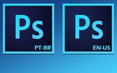 Como mudar o idioma do Photoshop para portugu�s/ingl�s