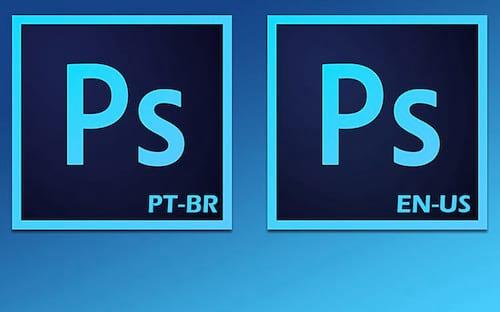 Como mudar o idioma do Photoshop para português/inglês