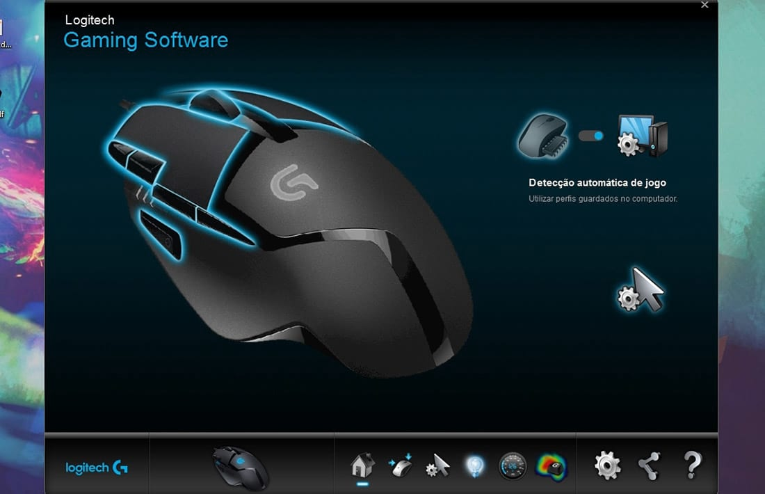 Review: Logitech G402 Hyperion Fury, o mouse mais rápido do mundo?