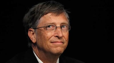 Bill Gates acumula US$ 90 bilh�es em fortuna