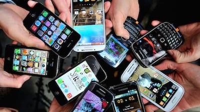 Conforme pesquisa, 43% dos brasileiros n�o possuem smartphone