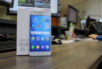 Review Samsung Galaxy J5 (2016)