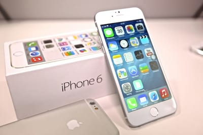 Apple est� sendo processada por problemas na tela do iPhone 6
