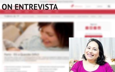 Empreendedorismo: Entrevista com Patricia Amorim do Trocando Fraldas