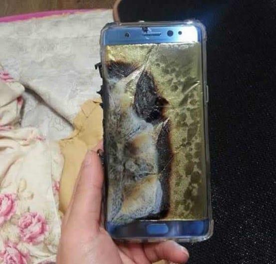 Após série de explosões, Samsung anuncia recall do Galaxy Note 7