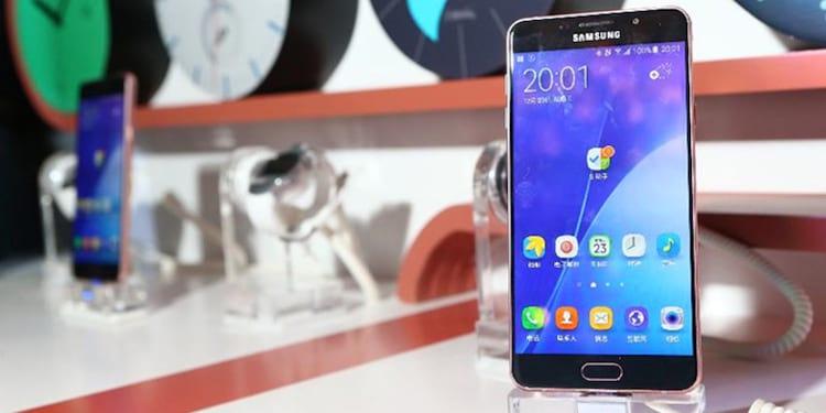 Galaxy A9 chega ao Brasil com 4 GB de RAM