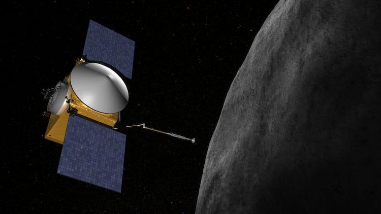 NASA lança sonda para estudar início do Sistema Solar
