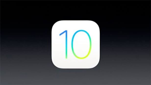 Versão final do iOS 10 será liberada na terça-feira