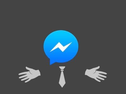 Messenger conta agora com função de pagamento
