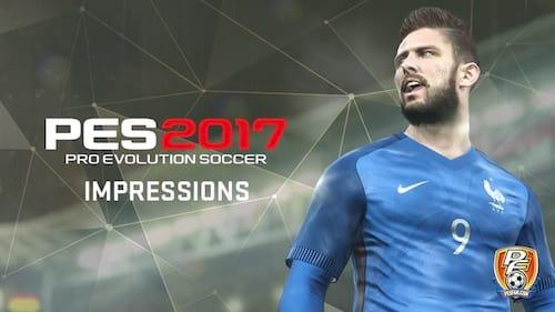 Hoje, PES 2017 chega ao Brasil