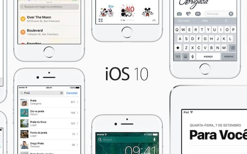 As principais novidades do iOS 10