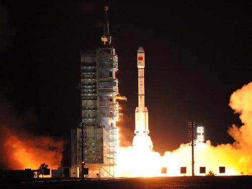 China lança o Tiangong-2, o segundo laboratório espacial