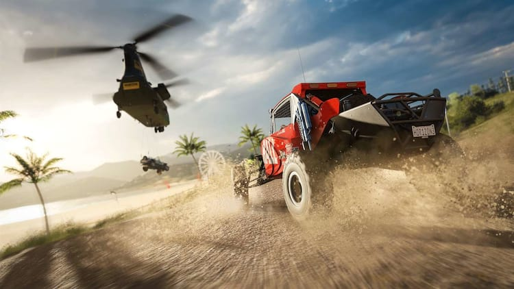 Requisitos mínimos para rodar Forza Horizon 3