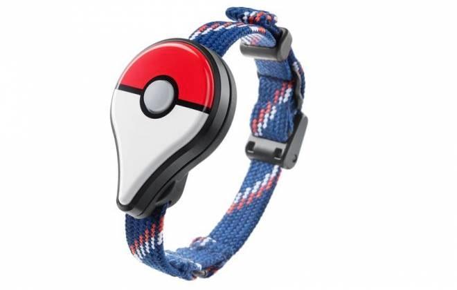 Pulseira para Pokémon Go começa a ser comercializada
