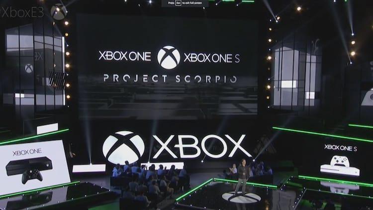 Microsoft afirma que Xbox Scorpio irá rodar jogos first-party em 4K