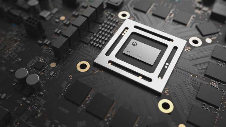 Xbox Scorpio ainda não tem data definida para ser lançado, sabe-se apenas que chegará antes das festividades de final de ano de 2017.