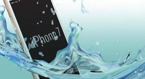 Testes revelam a super resistência do iPhone 7