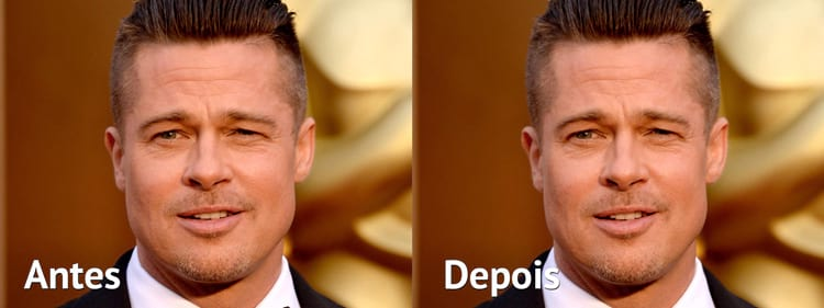 Photoshop - Como deixar o rosto mais fino?
