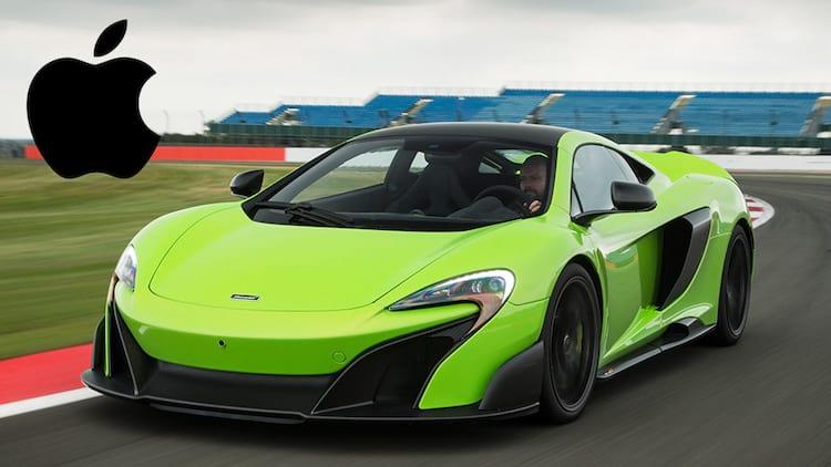 McLaren comenta sobre rumores de venda para a Apple