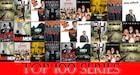 As 100 melhores s�ries de todos os tempos