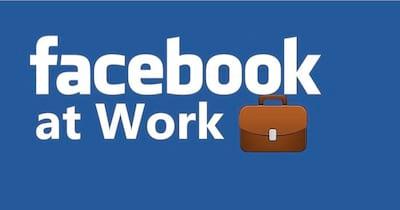 Facebook empresarial dever� ser lan�ado em outubro