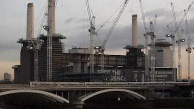 Apple ir� mudar sua sede em Londres para pr�dio de termel�trica
