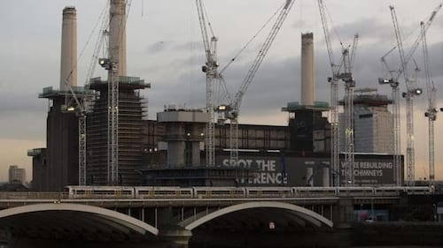 Apple irá mudar sua sede em Londres para prédio de termelétrica