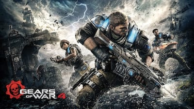 Requisitos m�nimos para rodar Gear of Wars 4 no PC