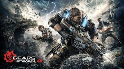 Requisitos mínimos para rodar Gears of War 4 no PC