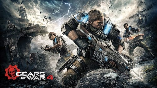 Requisitos mínimos para rodar Gears of War 4 no PC