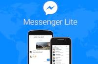 Facebook lança Messenger Lite para smartphones mais antigos