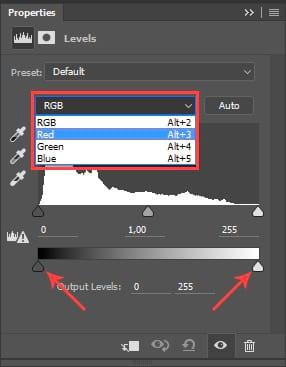 Photoshop - Edição simples utilizando o Levels