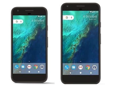 Detalhes sobre o Google Pixel e Pixel XL vazam na web