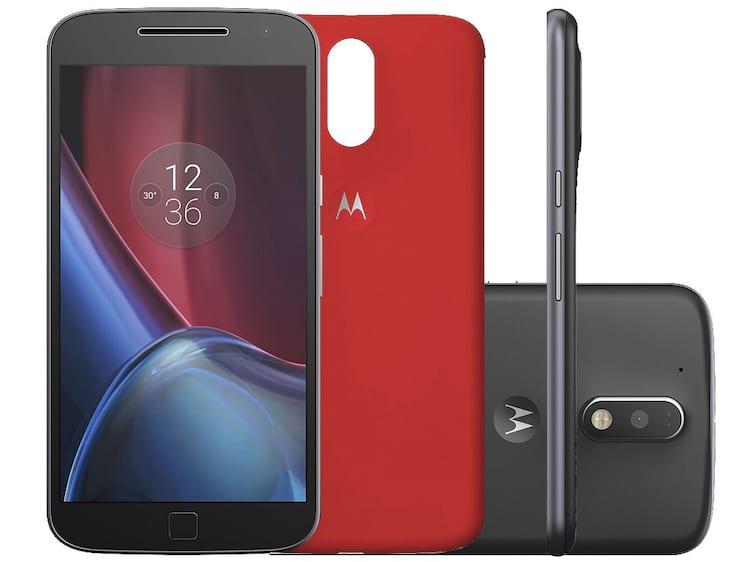 O Moto G 4 Plus será um dos primeiros aparelhos a receber a atualização.