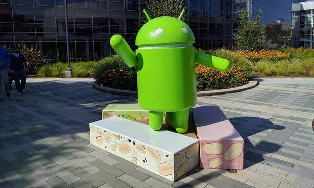 Vários aparelhos da Motorola serão atualizados com o Android Nougat.