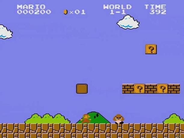 Recorde mundial: Jogador zera Mario Bros em menos de 5 minutos