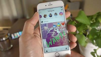 Instagram Stories atinge 100 milh�es de usu�rios por dia