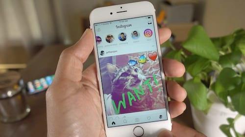 Instagram Stories atinge 100 milhões de usuários por dia