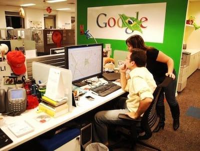 Trabalho dos sonhos? Saiba quanto ganham os funcion�rios do Google no Brasil