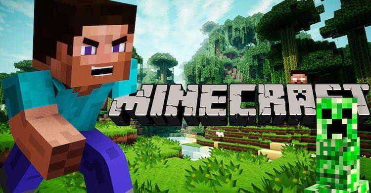 Game Minecraft aparece no topo da lista dos jogos mais populares entre os 25 países analisados.