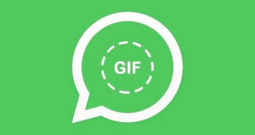 Como enviar GIFs pelo WhatsApp?