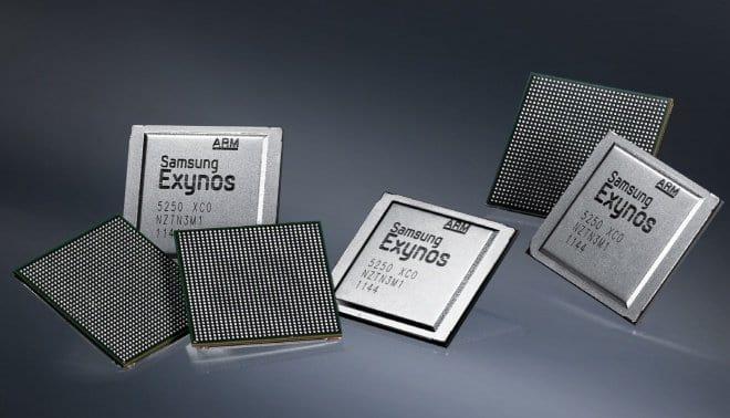 Samsung começa a produção de chips de 10 nanômetros