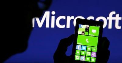 Microsoft pode estar preparando lan�amento de smartphones Nokia