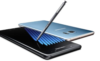 Samsung ir� compensar fornecedores ap�s retirar Galaxy Note 7 do mercado