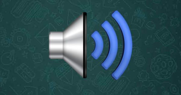 Como ouvir mensagens de voz no WhatsApp de forma discreta e sem precisar de fones de ouvido?