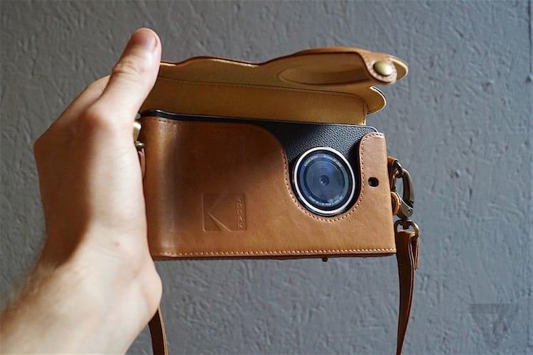 Conheça o smartphone-câmera da Kodak
