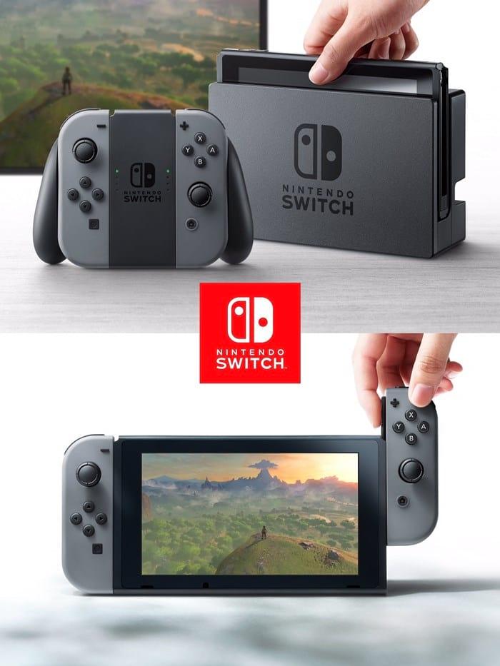 Nintendo lança novo videogame: o Nintendo Switch