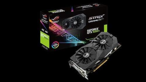 ASUS anuncia novas GeForce GTX 1050 e GTX 1050 Ti