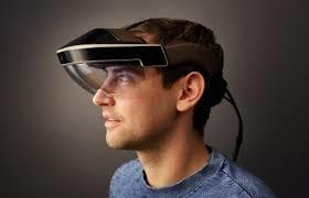 Computadores de funcion�rios de uma empresa ser�o trocados por visores de realidade aumentada