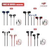 C3 Tech lança fones intra-auriculares a preços acessíveis